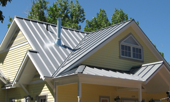 Metal Roofing In Kansas City Metal Roofing Services In